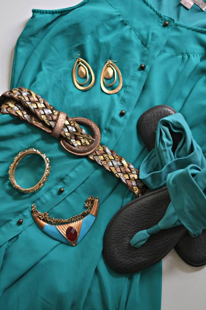 Princess Jasmine Disneybound outfit