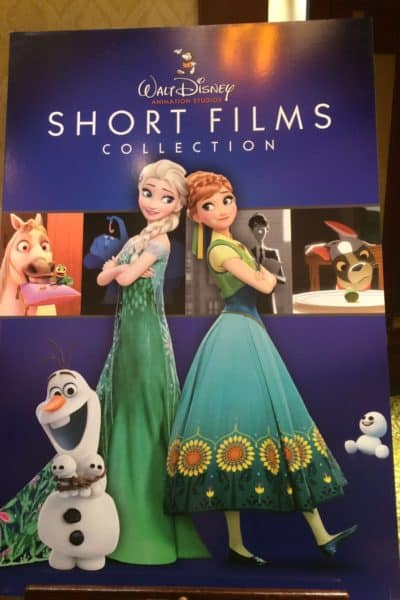 The Walt Disney Animated Short Films Collection is out August 18th.