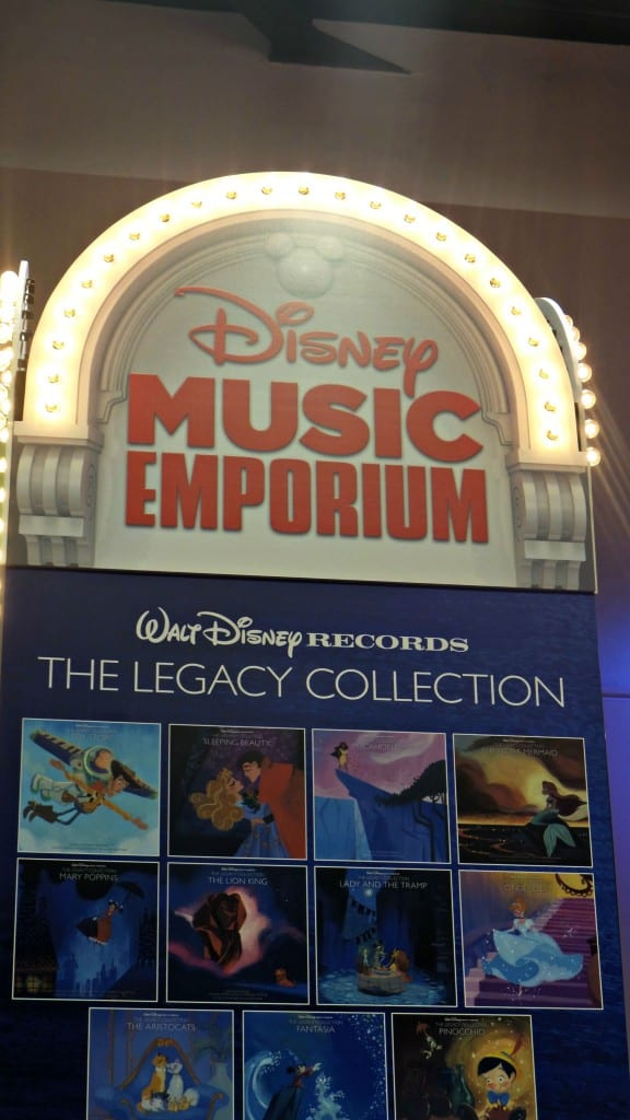 Walt Disney Music Emporium releases new The Legacy Collection, and partners with H2O+ for #ShareYourLegacy campaign.