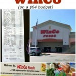 64 Dollar Grocery Budget Series – WinCo