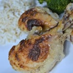 This 5 ingredient, 5 step chicken dinner recipe is perfect for a quick weeknight meal.