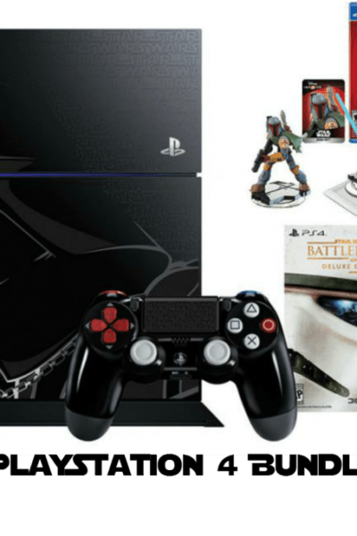 Want to win a limited edition Star Wars PS4? Click through to enter!