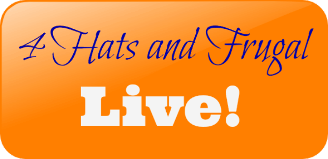 4 hats and frugal live