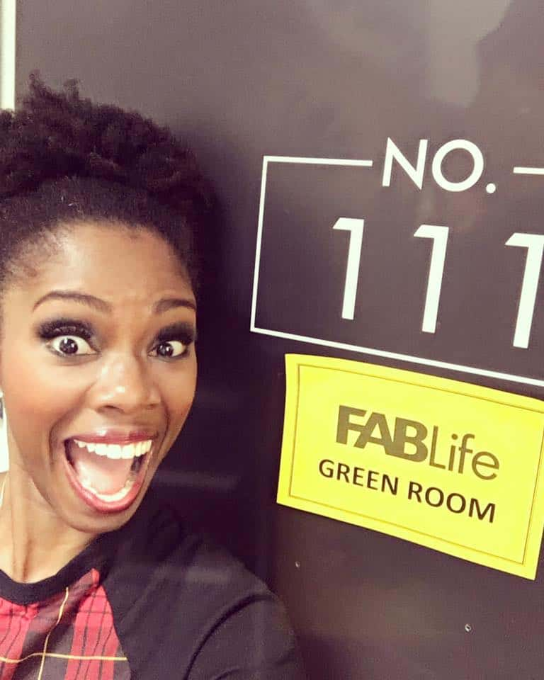 Amiyrah Martin on FABLife Show
