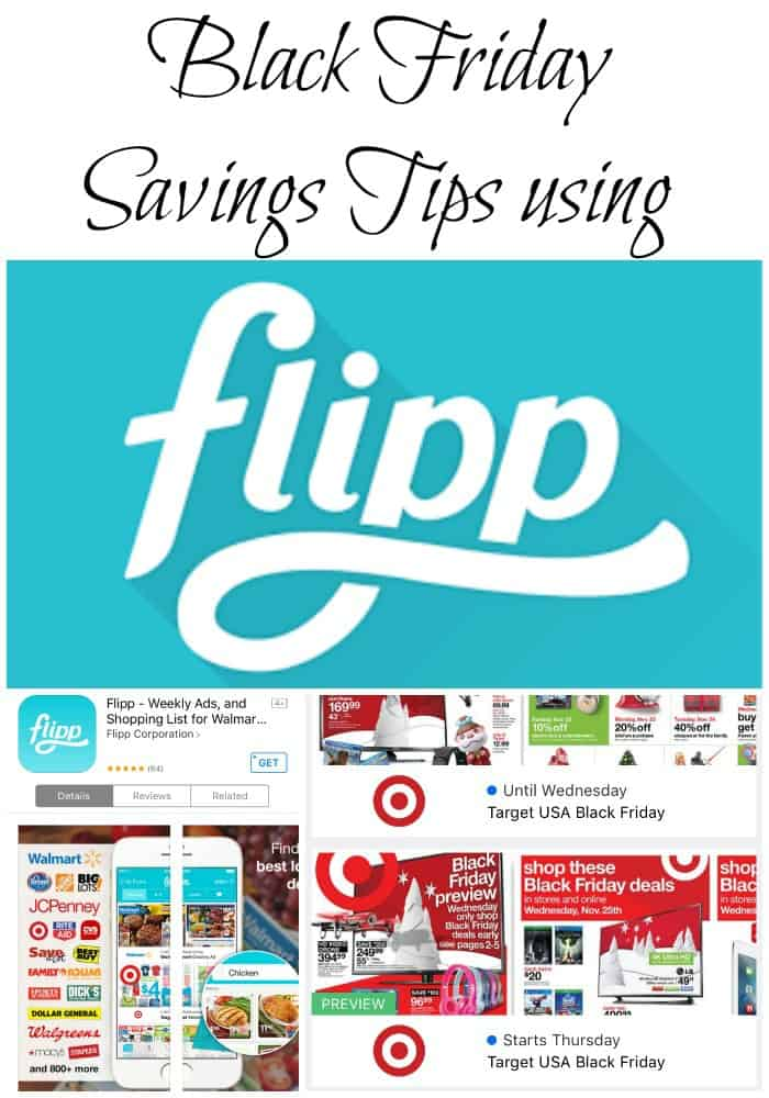 Are you ready for the 2015 Black Friday savings? Here's a quick tip to help you get organized: use the Flipp app.