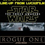 The 2015 to 2019 Star Wars Line-Up From Lucasfilm