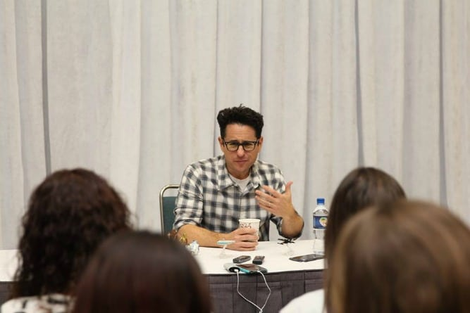 Exclusive Interview with J.J. Abrams 1