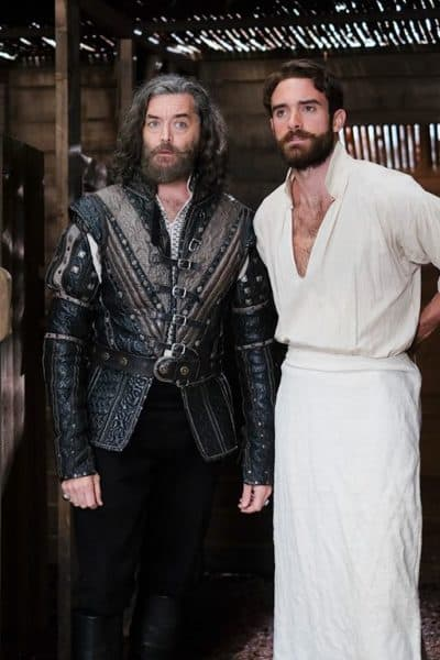 Galavant Season 2 airs this Sunday, January 3rd! Here are the top 10 thing to know before the season starts.
