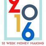 52 Week Money Making Challenge