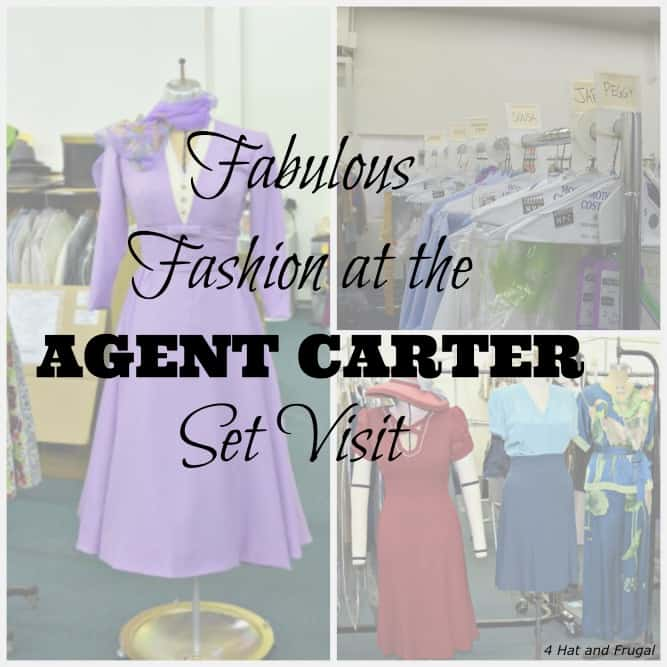 The fashion during Agent Carter season 2 is going to blow your mind! Read how Costume Direct Gigi Melton includes vintage pieces in the ensemble.