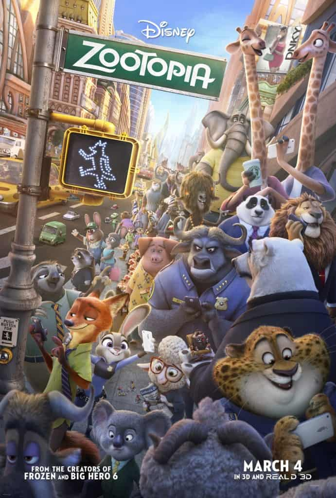 Exclusive Interview with Directors & Producers of Zootopia