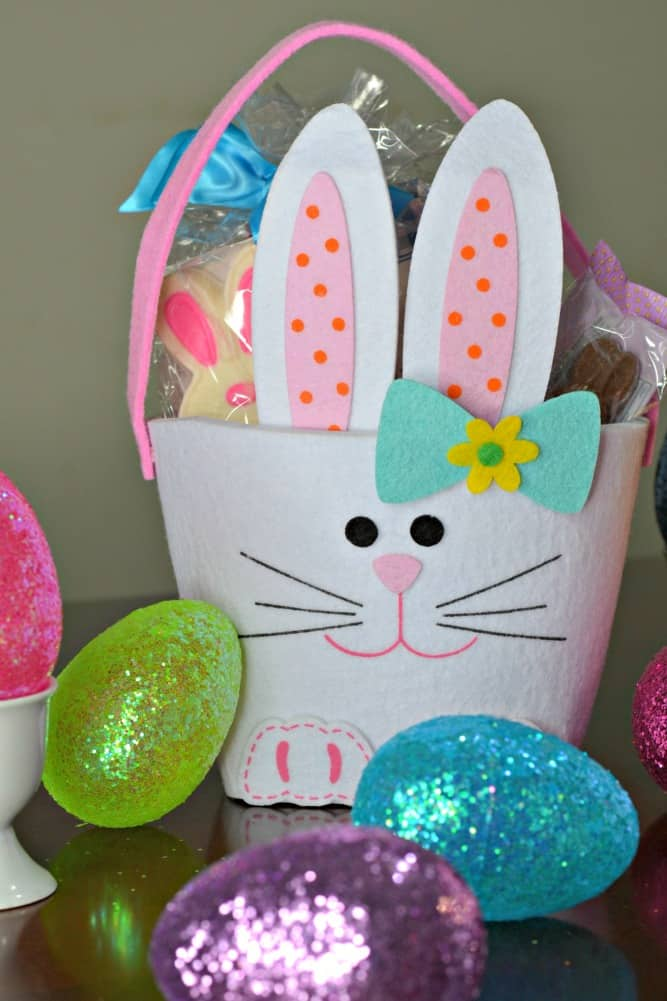 Gertrude Hawk Lil Easter Basket