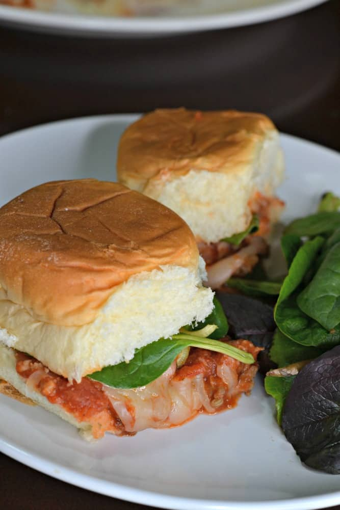 Looking for a quick weeknight meal that uses ground meat? Try these Italian Sausage Sliders, and upgrade from ground beef to ground sausage!