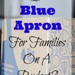 Is Blue Apron For Families On A Budget?