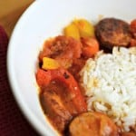 Andouille Stew