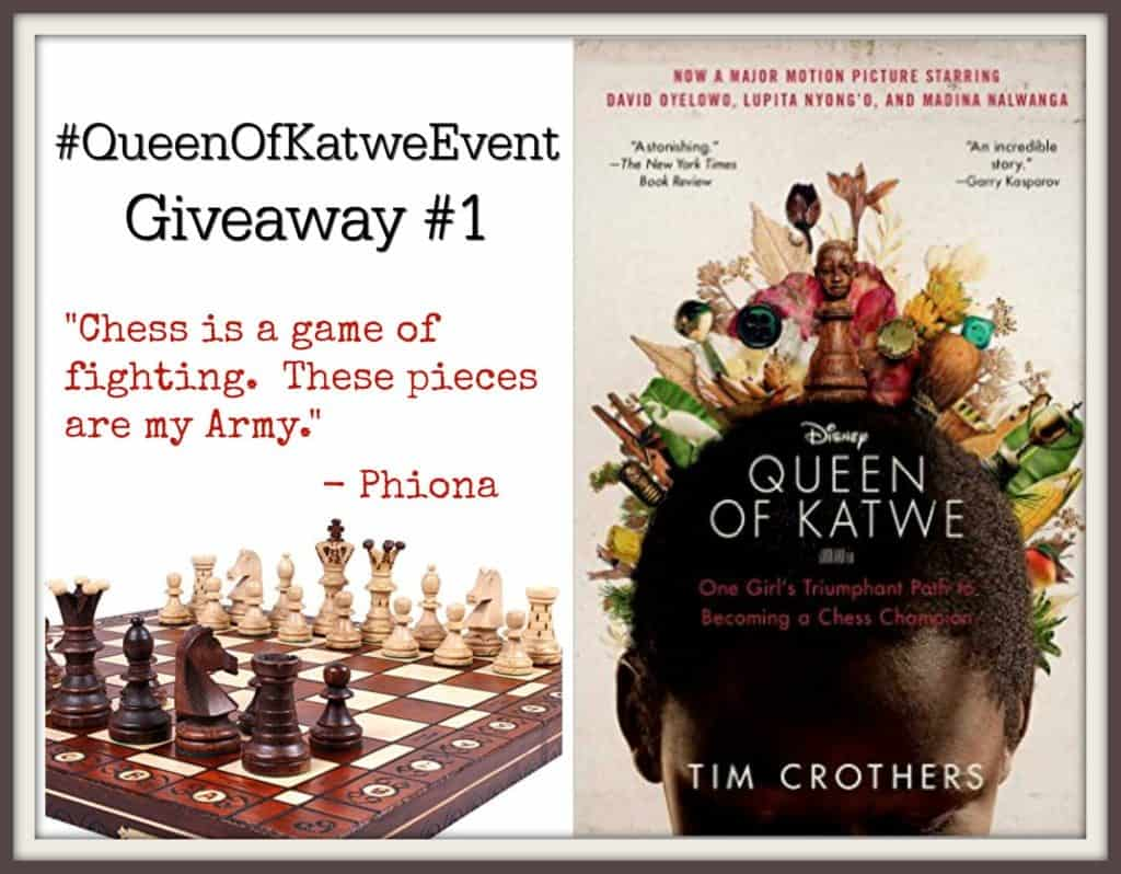Queen of Katwe Giveaway