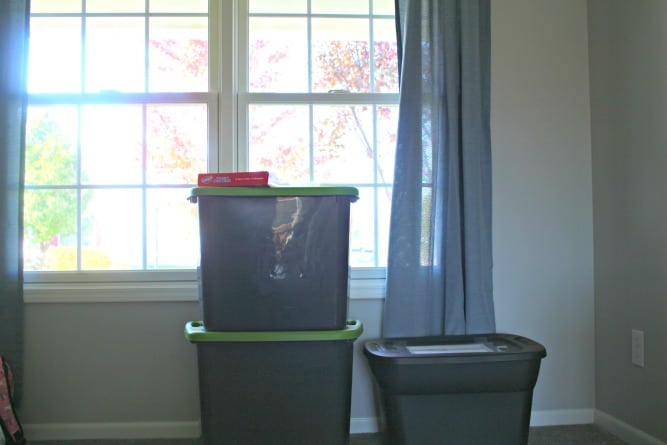This family quickly learned some valuable moving lessons when they moved into their first home.