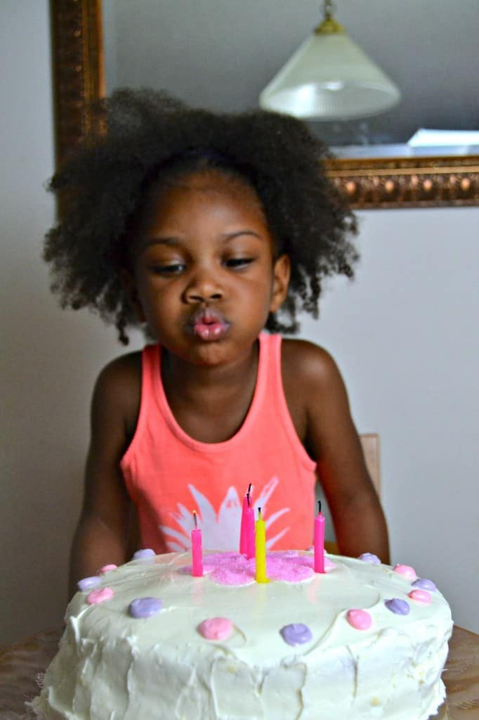 In this family, the birthday cake is a bid deal. This mom shares why she makes a cake for each of her kids, and how this is the best gift she can give them.