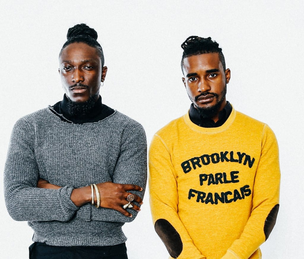 Black Blogger Pioneers - Joshua Kissi Travis Gumbs
