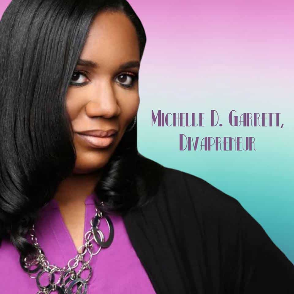 Black Blogger Pioneers - Michelle D. Garrett