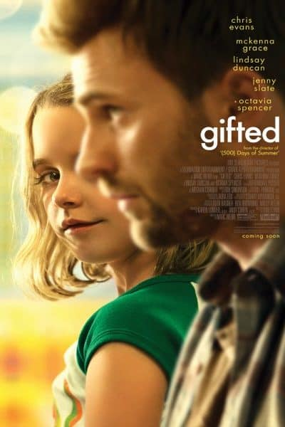 Gifted with Chris Evans and McKenna Grace