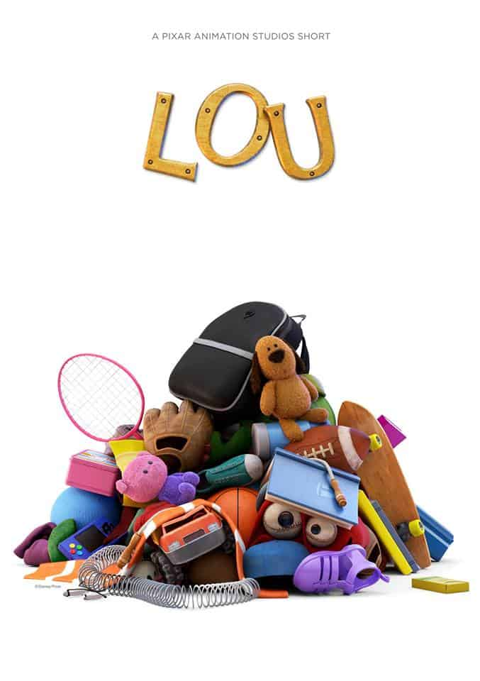 5 Fun Facts about Disney Pixar's LOU short film