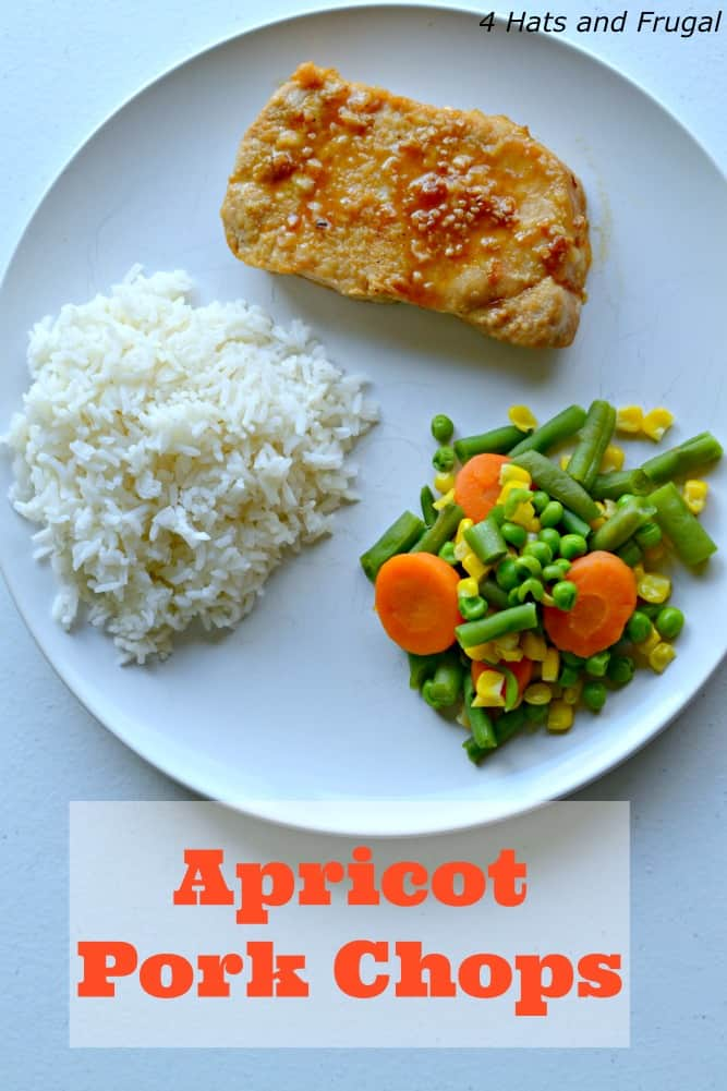 Apricot Pork Chops hero
