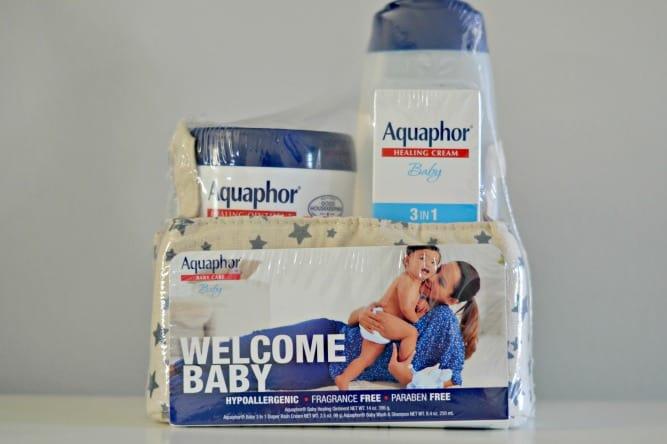 Aquaphor Welcome Baby Gift Basket