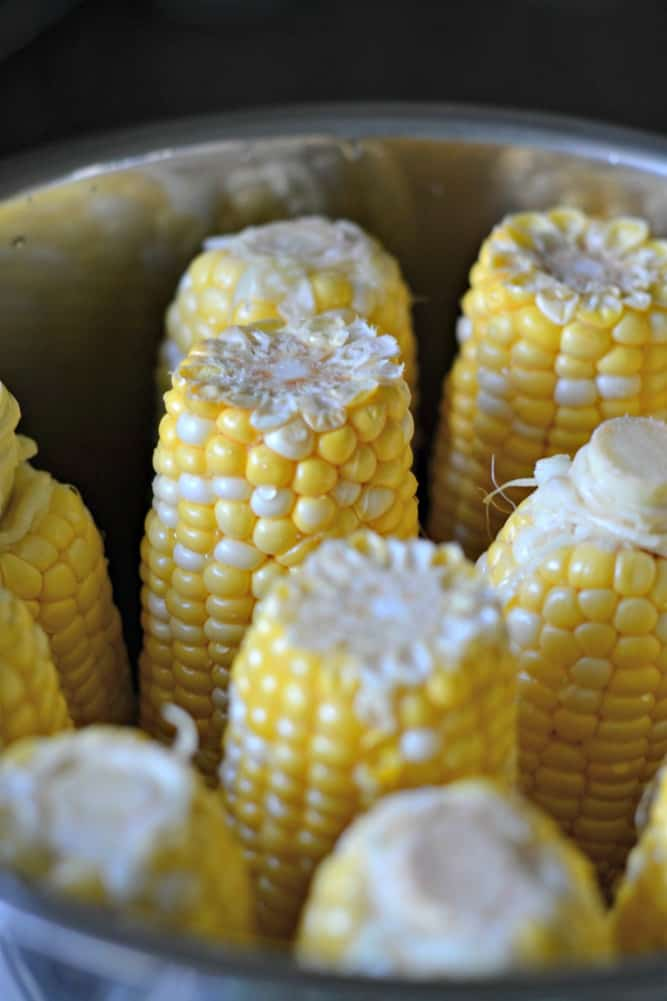 How to make Instant Pot Corn on the Cob