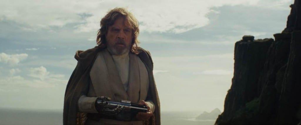 Jedi Master Luke