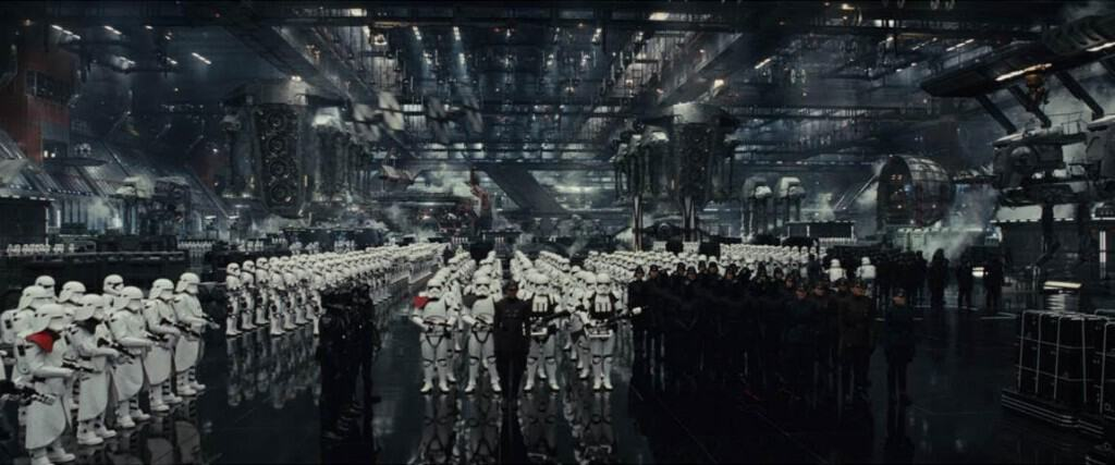 The First Order Star Wars