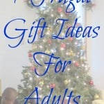 7 Frugal Gifts For Adults