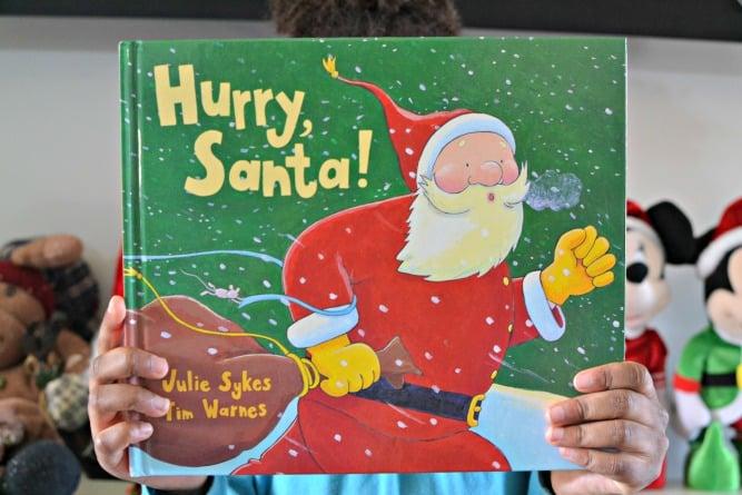 Hurry, Santa!