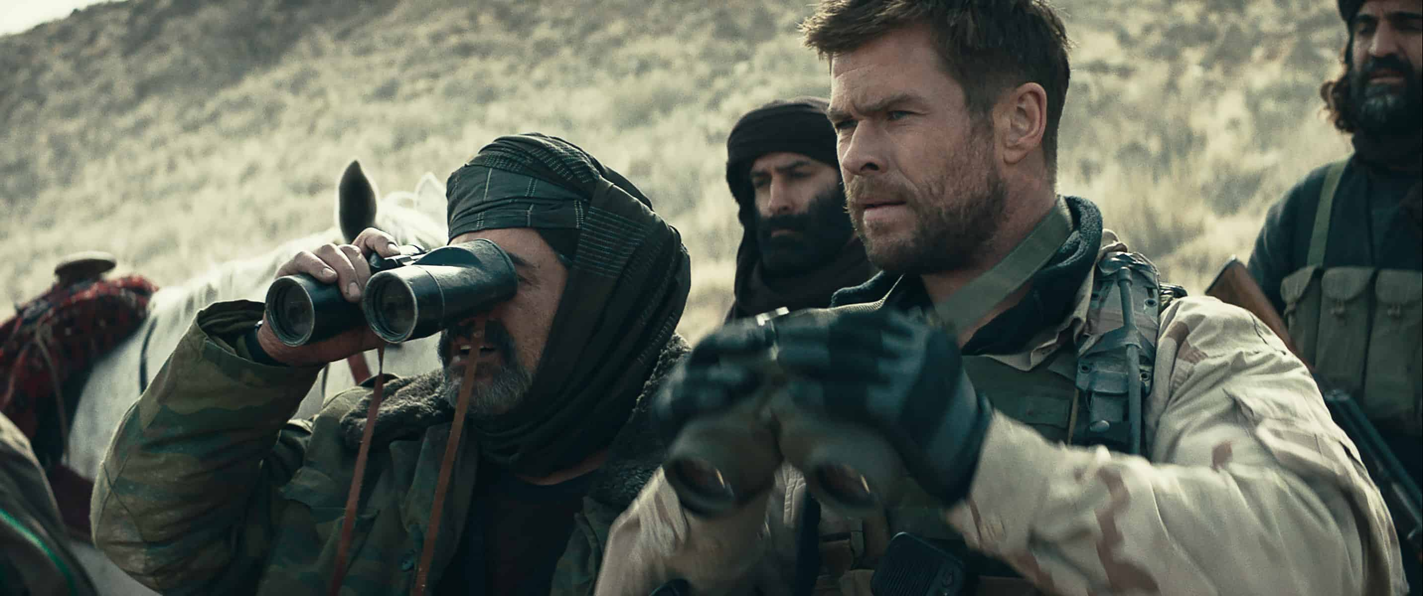 12 Strong Movie - A Heart Of A Hero   A Twitter Party -9879