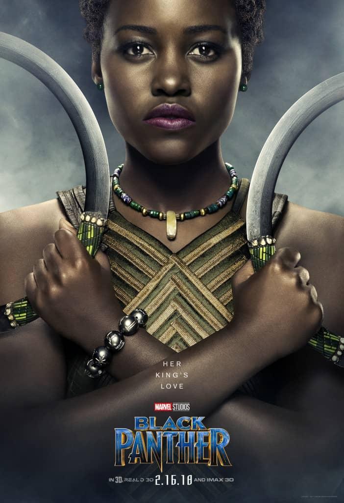 Nakia; Marvel's Black Panther