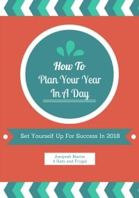 How To Plan Your Year In A Day.