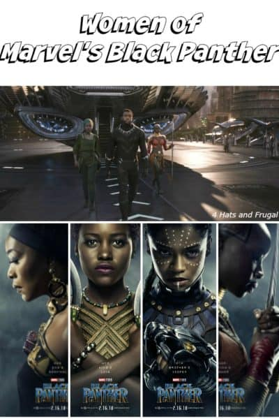 Need to know more about the women of Marvel's Black Panther? Check out this post for all of the important information.