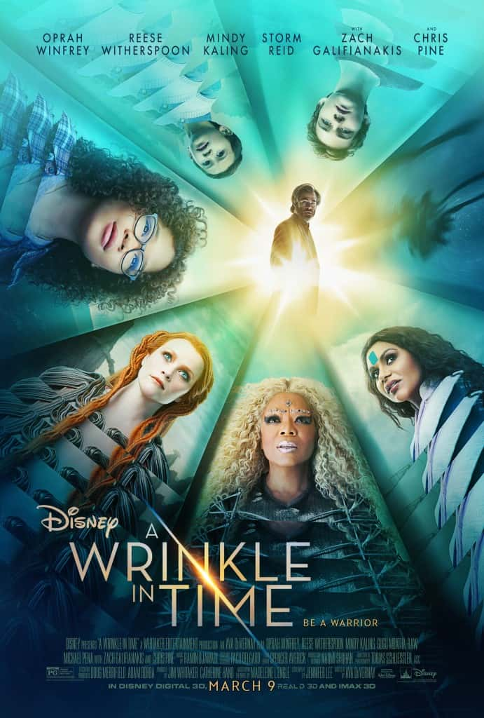 Meeting Oprah - A Wrinkle In Time Event