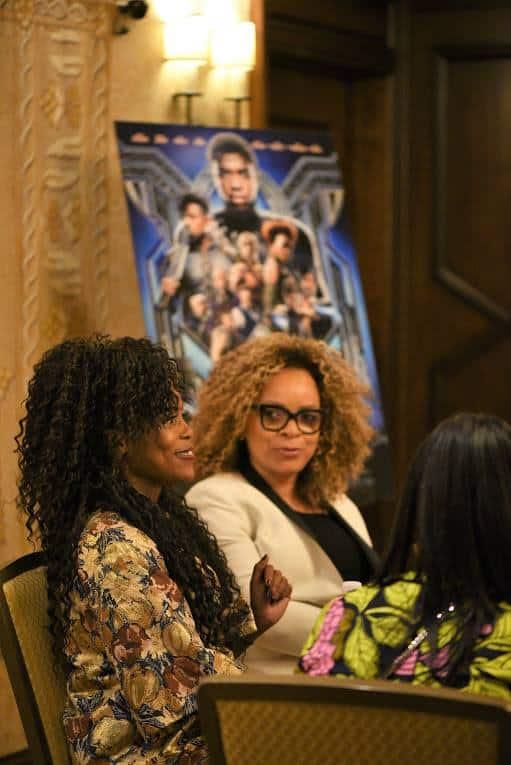 Creating Wakanda with Ruth E. Carter and Hannah Beachler