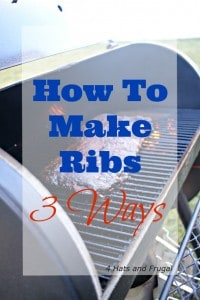 Want to learn how to make ribs? Here are 3 easy ways.