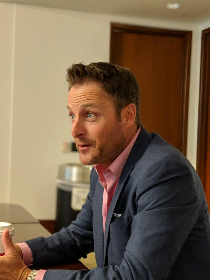 The Bachelor Winter Games - Scoop from Chris Harrison
