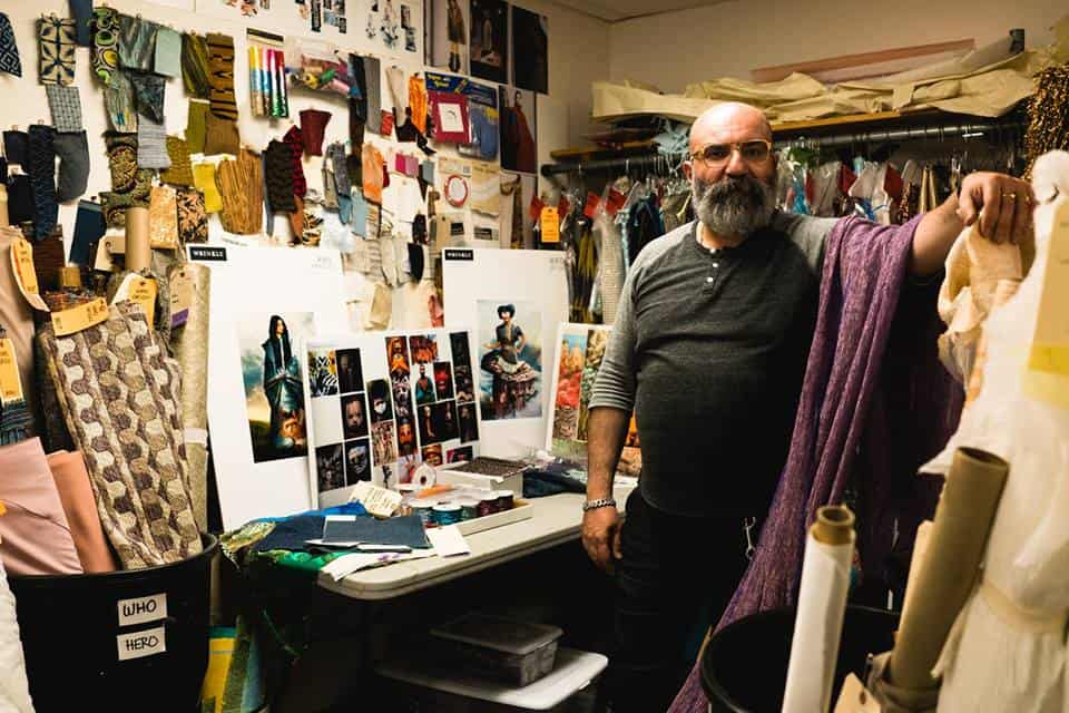 Creating Magic with Costume Designer Paco Delgado - A Wrinkle In Time 6