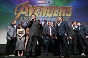 This mom of 3 shares her honest opinion in an Avengers: Infinity War review, and expresses her view of taking children to see the film.