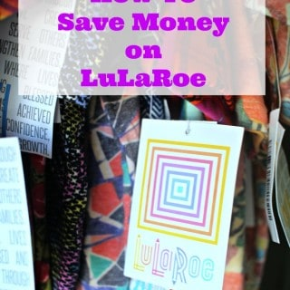 Did you know there are ways to save on LuLaRoe? This post shares how to save money on LuLaRoe, without having to sell it.