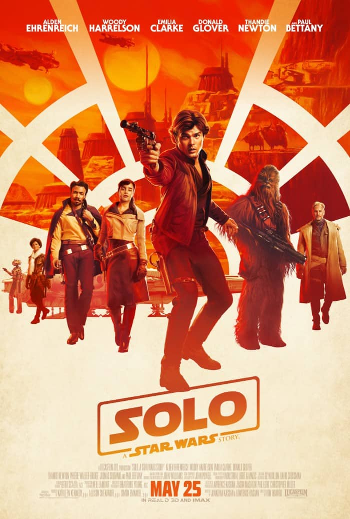 Get Ready For SOLO: A Star Wars Story by watching the trailers