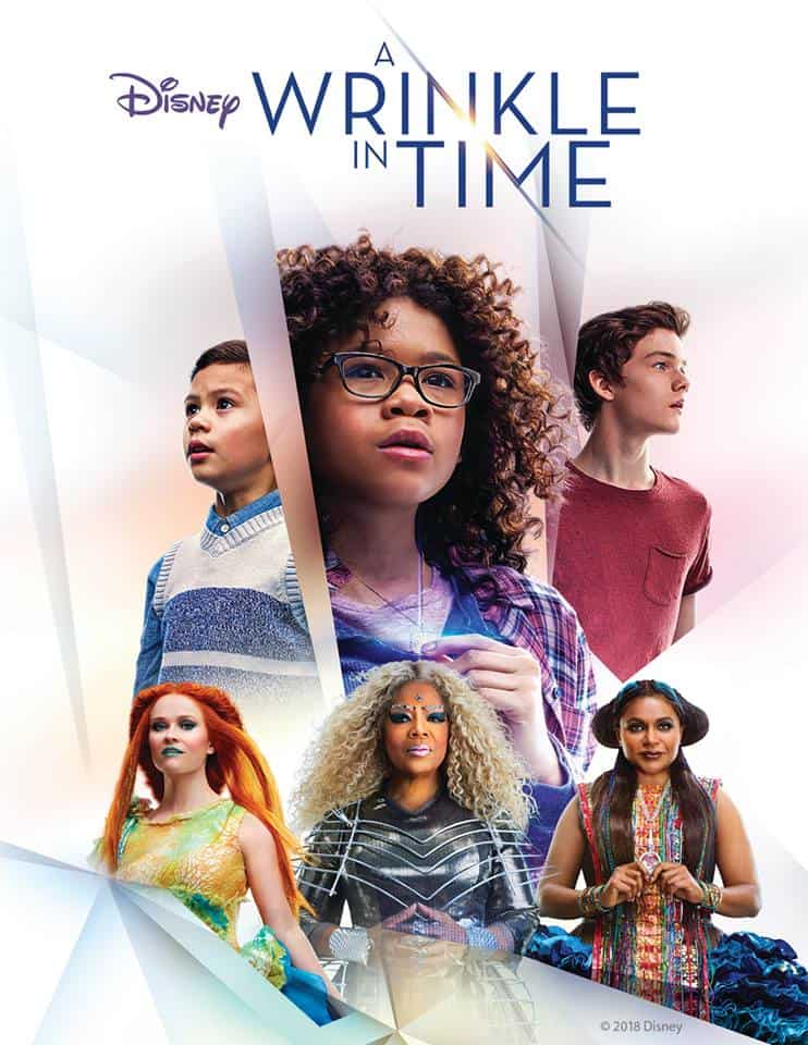 A Wrinkle In Time BluRay