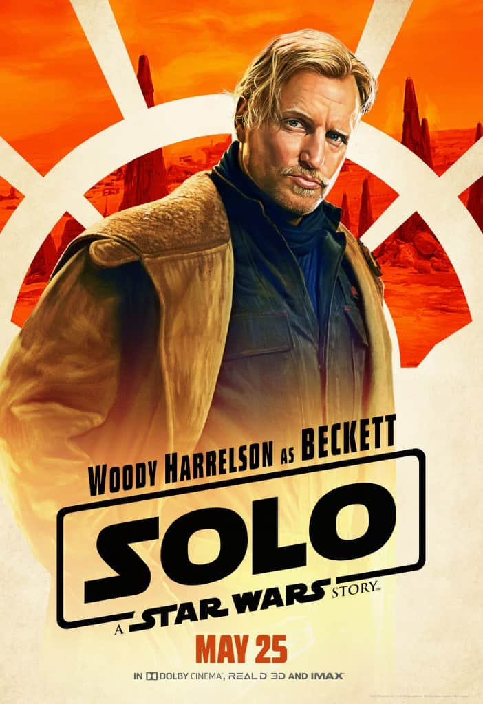 Beckett Han Solo movie