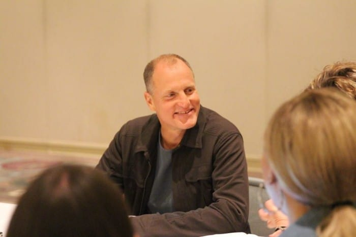 Exclusive Interview Woody Harrelson Han Solo