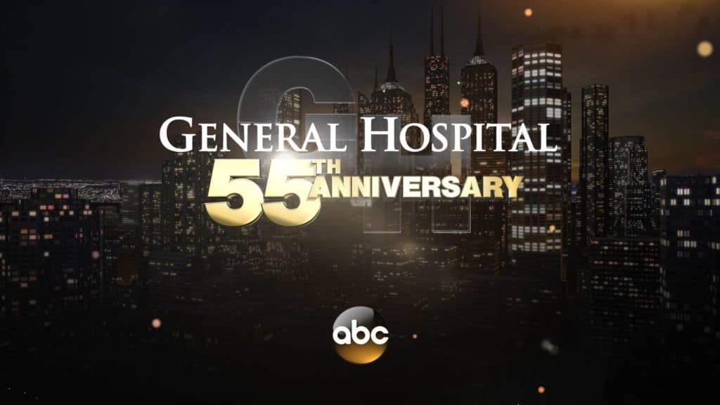 General Hospital 55th Anniversary