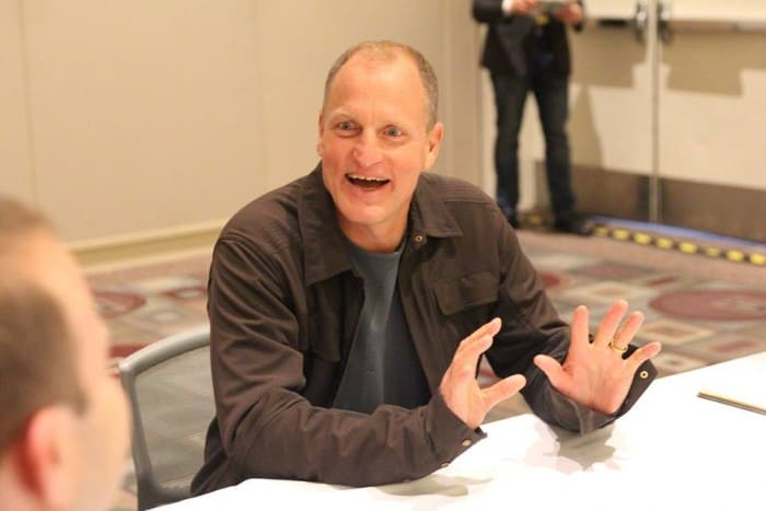 Han Solo Woody Harrelson Interview